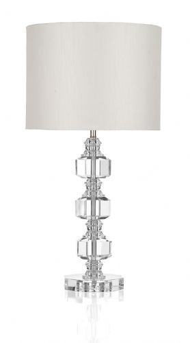 Acton Table Lamp complete with shade ACT4208 (Class 2 Double Insulated)